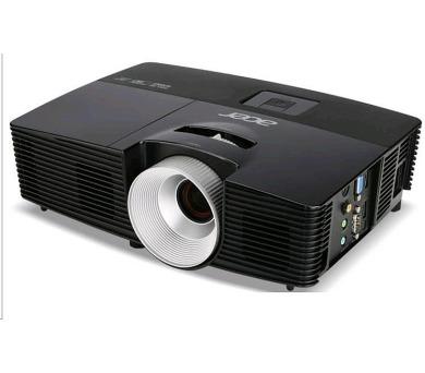 Acer P5330W DLP 3D /1280x800 WXGA /4500 ANSI/20000:1/VGA/HDMI(MHL)/1x16W repro/RJ45/ 2,73KG + DOPRAVA ZDARMA