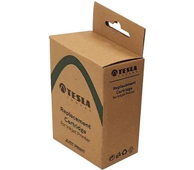 TESLA alternativní inkoustová kazeta HP CH563E 301XL black 14 ml.