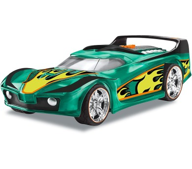 Hot Wheels Hyper Racer Spin King + DOPRAVA ZDARMA