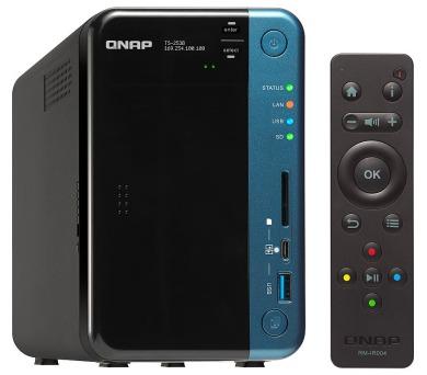 QNAP TS-253B-4G 1,5Ghz/ 4GB RAM/ 2xSATA/ 2xHDMI