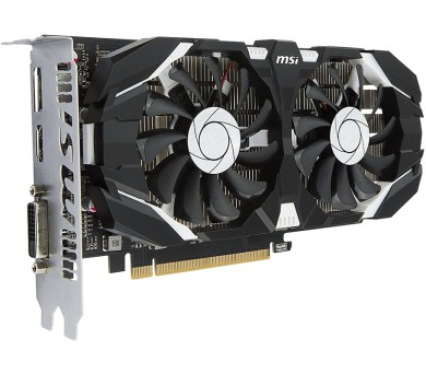 MSI GeForce GTX 1050 2GT OCV1 / PCI-E/ 2GB GDDR5 / DVI / HDMI / DP