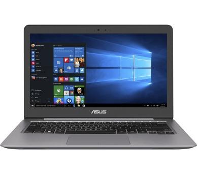"""ASUS UX310UA-FC892T i5-7200U/4GB/256GB SSD/HD graphics 620/13,3"""" FHD IPS matný/BT/W10 Home/Grey + DOPRAVA ZDARMA"""