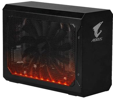 GIGABYTE AORUS GTX 1080 Gaming Box - externí (GV-N1080IXEB-8GD)