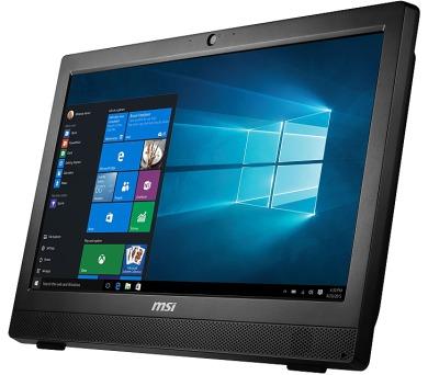 """MSI AIO Pro 24T 4BW-021XEU 23.6"""" Multi-Touch/1920x1080/Pentium® N3710/4GB/1TB 7200 ot./HD Graphics/DVD/RW/Bez OS + DOPRAVA ZDARMA"""