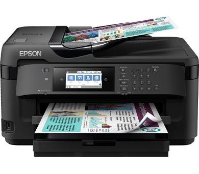 EPSON WorkForce WF-7710DWF - A3+/32-20ppm/4ink/USB/LAN/Duplex/ADF/