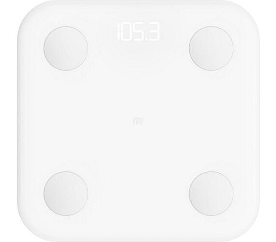 Xiaomi XMTZC02HM Original Mi Body Composition Scale BMI White + DOPRAVA ZDARMA