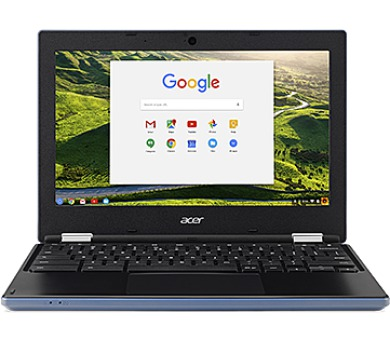 "Acer Chromebook 11 - 11,6""/N2940/4G/32GB/Chrome modrý"