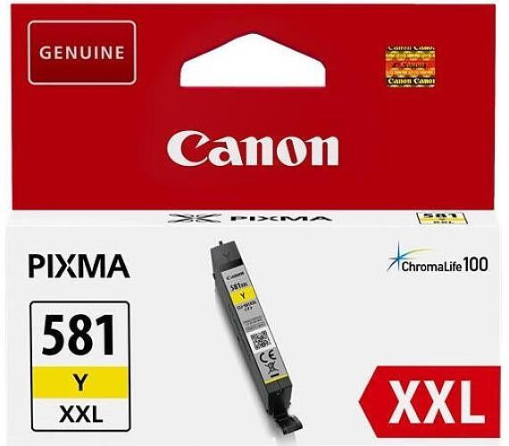 Canon CLI-581XXL Y originální
