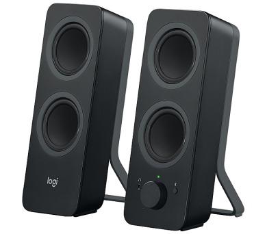 Logitech Z207 Bluetooth - černé