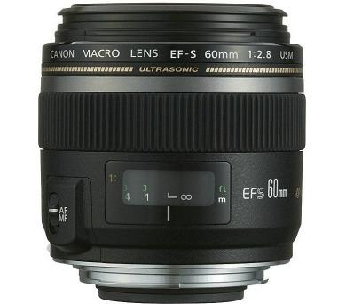 CANON EF-S 60MM 1:2.8 MACRO USM