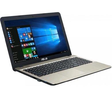 """ASUS R541UJ-GQ585T i7-7500U/4GB/1TB/DVDRW/GeForce 920M/15.6"""" HD LED matný/W10 Home/Black/Gold + DOPRAVA ZDARMA"""