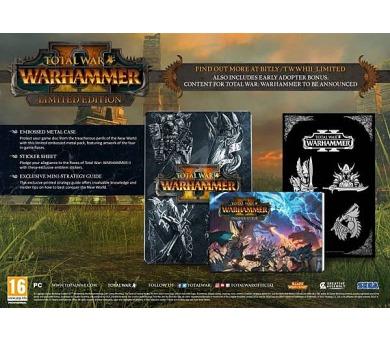TOTAL WAR: WARHAMMER II LIMITED EDITION PC + DOPRAVA ZDARMA