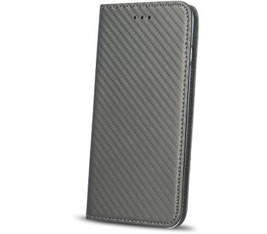 Smart Carbon pouzdro Huawei P10 Steel/Metal