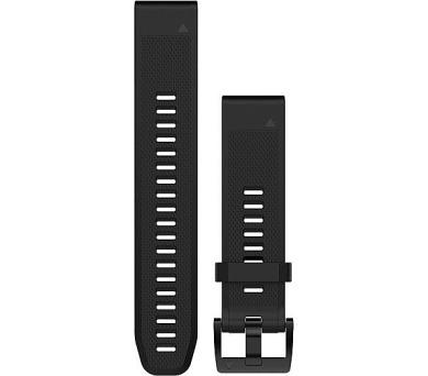 Garmin QuickFit 22 pro Fenix5/Forerunner 935 černý