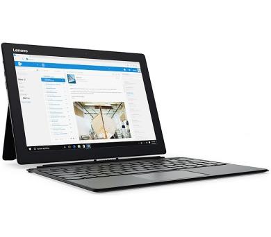 """Lenovo MiiX 720 i5-7200U 3,10GHz/8GB/256GB SSD/12,0"""" QHD+/IPS/multitouch/KBRDdock/ActivePen/WIN10 PRO černá 80VV003SCK + DOPRAVA ZDARMA"""