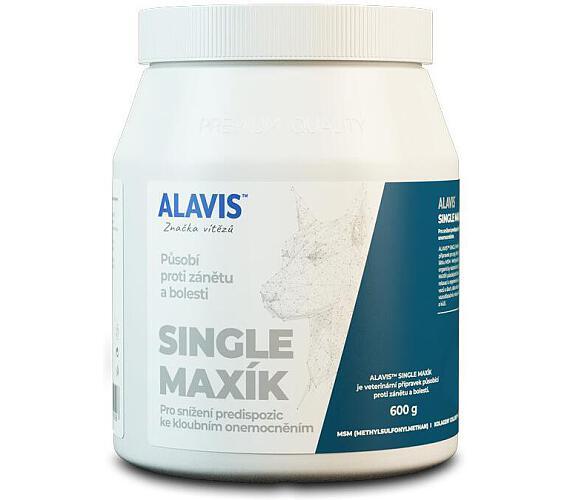ALAVIS Single Maxík 600 g