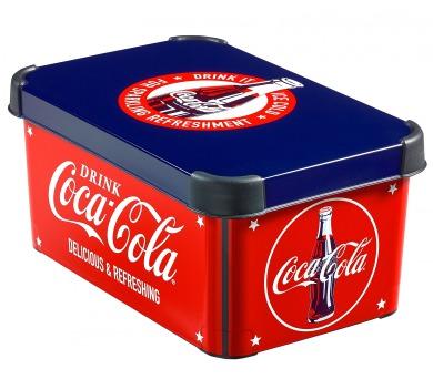 Úložný box S Coca cola ProfiSales s.r.o.