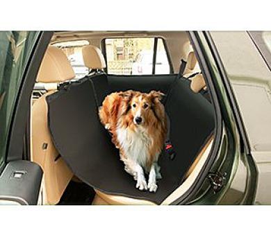 Karlie-Flamingo Cestovní potah/kabina do auta černá + DOPRAVA ZDARMA