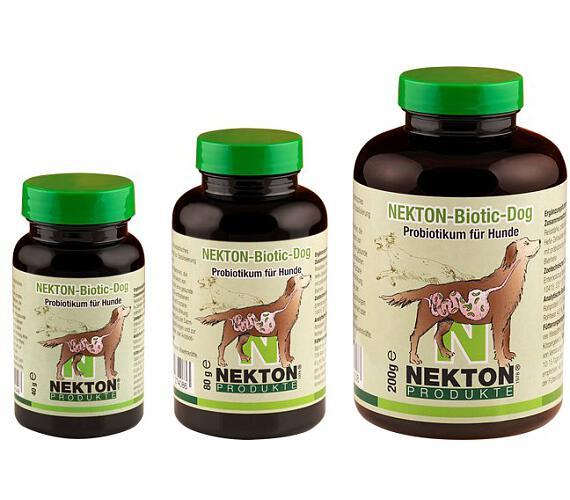 Nekton Biotic Dog - probiotika pro psy 200g + DOPRAVA ZDARMA