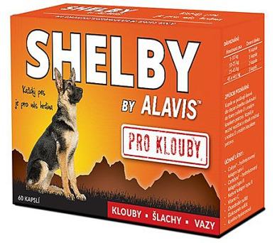 ALAVIS SHELBY PRO KLOUBY