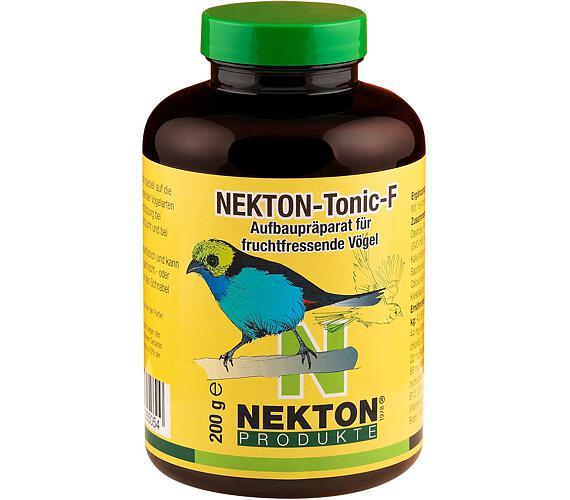 NEKTON Tonic F - krmivo s vitamíny pro plodožravé ptáky 200g
