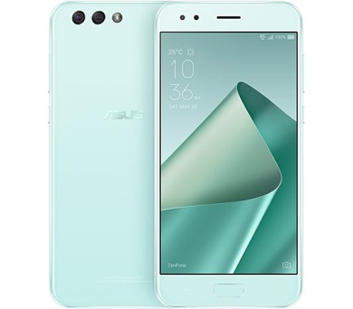 """ASUS ZenFone 4 Dual SIM/5,5"""" IPS/1920x1080/Quad-Core/2,2GHz/4GB/64GB/12Mpx/8Mpx/Android N/Green (ZE554KL-1N010WW) + DOPRAVA ZDARMA"""