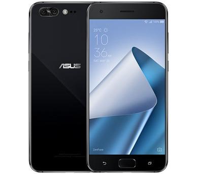 """ASUS ZenFone 4 Pro Dual SIM/5,5"""" AMOLED/1920x1080/Octa-core/2,45GHz/6GB/64GB/16Mpx/8Mpx/Android N/Black + DOPRAVA ZDARMA"""