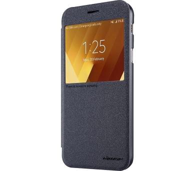 Nillkin Sparkle S-View Black Samsung A3 2017
