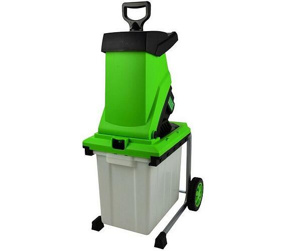 Drtič zahradního odpadu s boxem + DOPRAVA ZDARMA