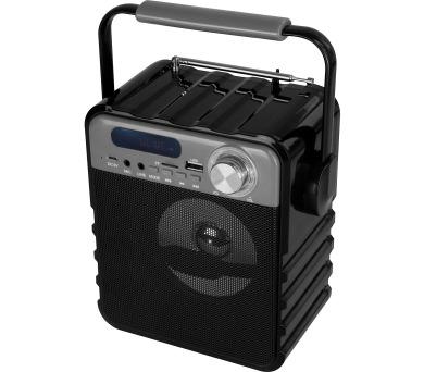 Media-Tech PartyBox Compact BT MT3152 + DOPRAVA ZDARMA