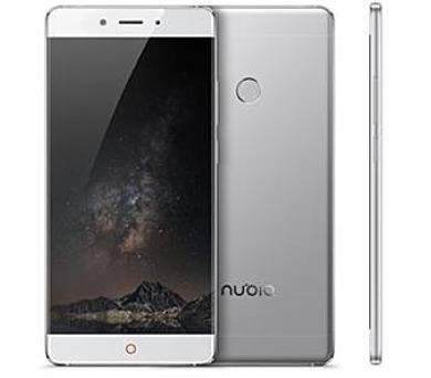 Nubia Z11 gsm tel. 4+64GB White/Silver