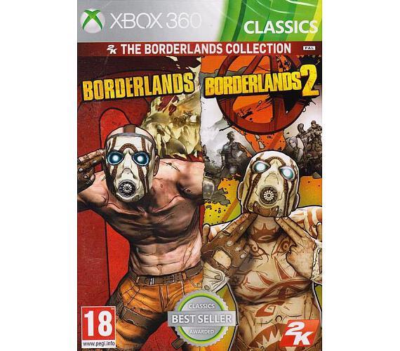 X360 - Borderlands 1+2