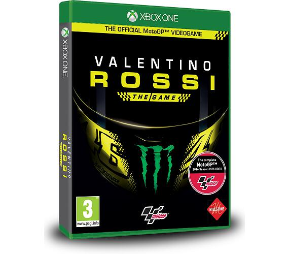 XBOX ONE - Valentino Rossi The Game