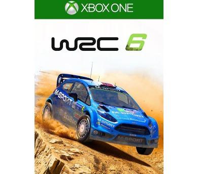 XBOX ONE - WRC: FIA World Rally Championship 6 + DOPRAVA ZDARMA