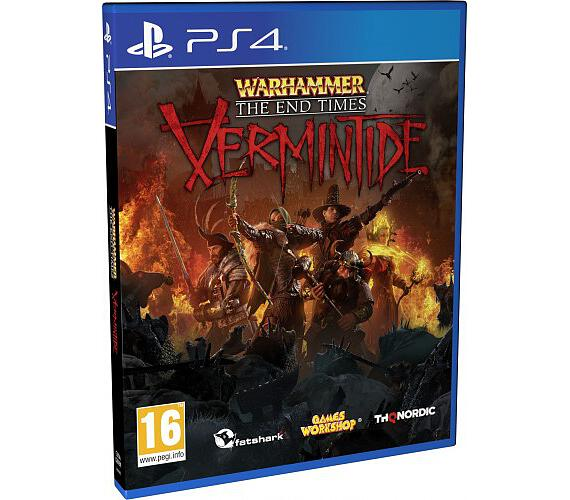 PS4 - Warhammer: End Times - Vermintide