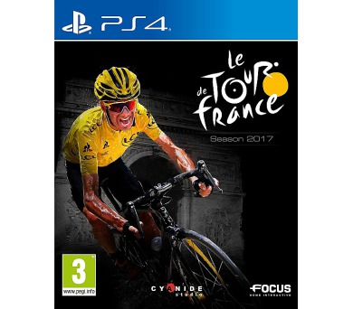 PS4 - Tour de France 2017