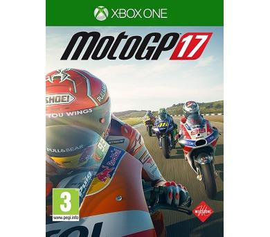 XBOX ONE - MotoGP 17