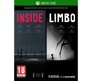 XBOX ONE - INSIDE/LIMBO Double Pack