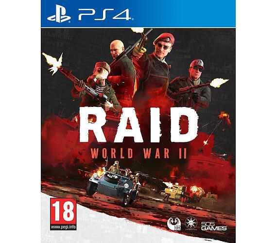 PS4 - RAID: World War II
