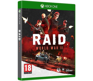 XBOX ONE - RAID: World War II