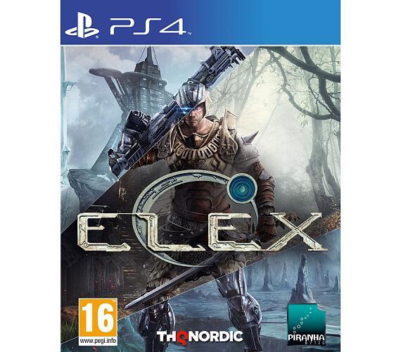 PS4 - ELEX