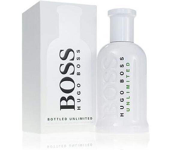 Toaletní voda Hugo Boss No.6 Unlimited + DOPRAVA ZDARMA