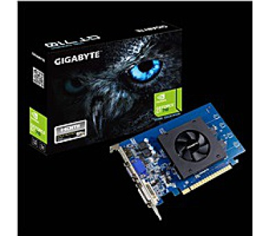 GIGABYTE VGA NVIDIA GT 710 1GB DDR5 + DOPRAVA ZDARMA