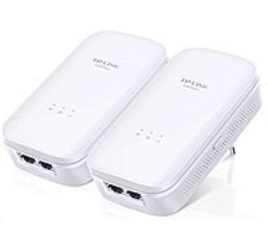 TP-Link Powerline ethernet TP-Link TL-PA7020KIT Starter Kit (2ks) nano adaptér (AV1000 Mbps) + DOPRAVA ZDARMA