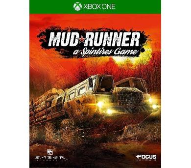 XBOX ONE - Spintires: MudRunner