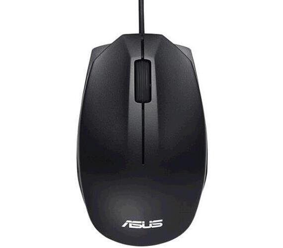 ASUS UT280 drátová myš - černá