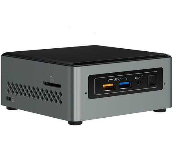 Intel NUC Kit 6CAYS Celeron/Win10/2GB/32GB (BOXNUC6CAYSAJ) + DOPRAVA ZDARMA