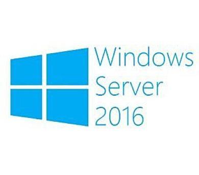 MS WINDOWS Server Standard 2016 64bit 5 CAL User ENG OEM (R18-05244)
