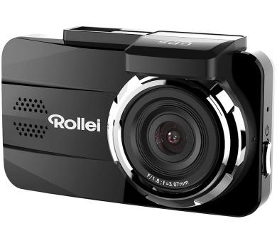 """Rollei digitální kamera do auta/ CarDVR-308/ GPS/ 3"""" LCD/ FULL HD (40134)"""