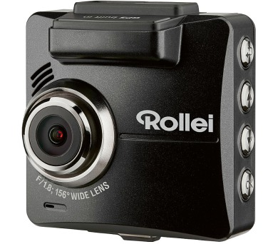 "Rollei digitální kamera do auta/ DVR-318/ GPS/ 2,3"" LCD/ FULL HD"